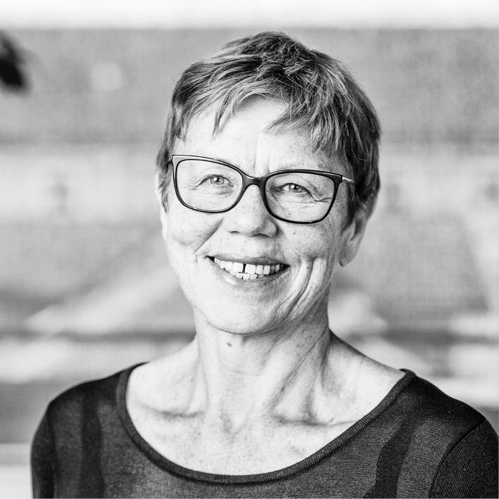 Portrettfoto Bente Nygård