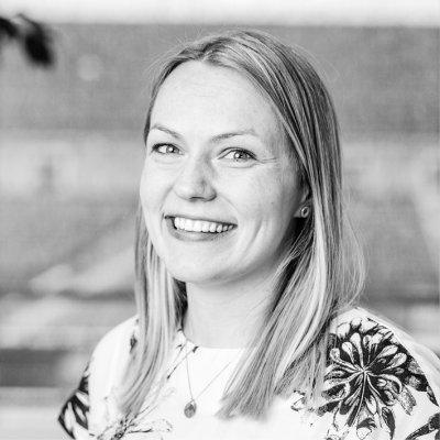Portrettfoto Ellen Vogt Sæther