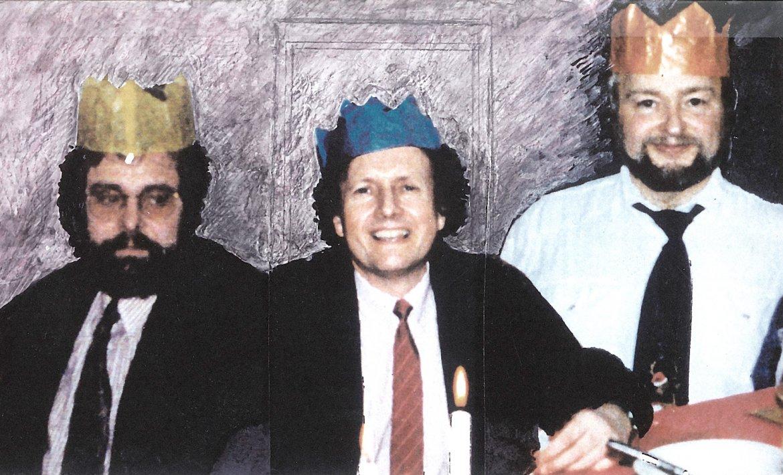 Birger, Robert og Harald