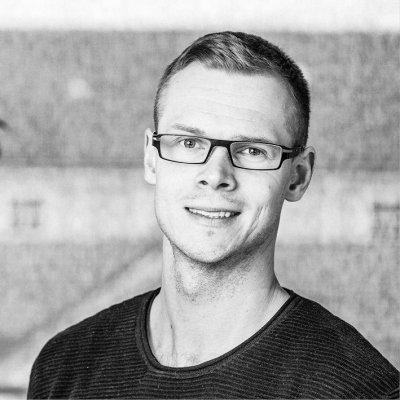 Portrettfoto Einar Bye