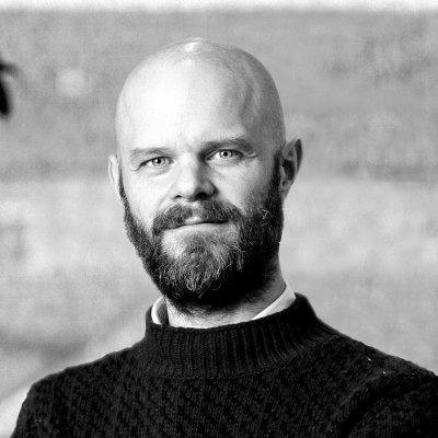 Portrettfoto av Marcus Åkrantz