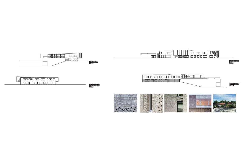 fasadetegninger med inspirasjonsfoto