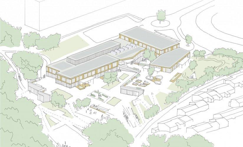Nye Haukåsen skole